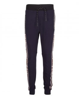 Indian Blue jog pant tape