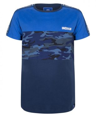 Indian Blue camouflage