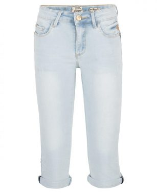 Indian blue Kate capri skinny