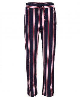 Indian blue striped pants