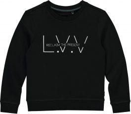 Levv Bear logo sweater
