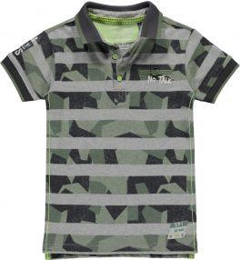 Quapi Sander polo camouflage
