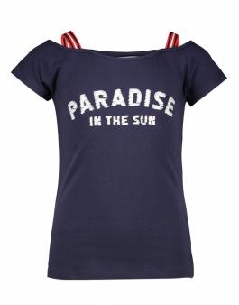 Geisha navy/red Paradise