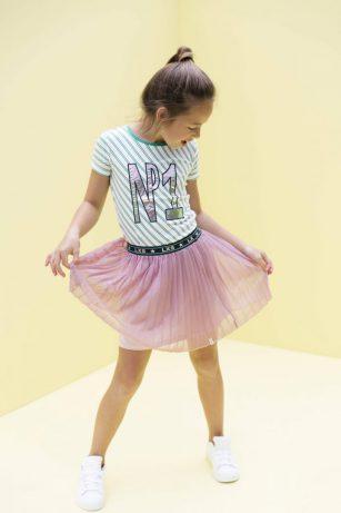 Looxs Fancy Plissee Skirt