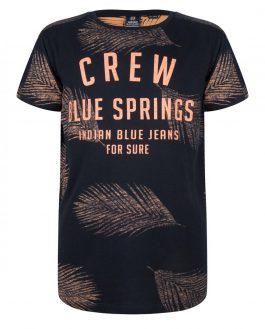 Indian Blue Jeans SS Crew