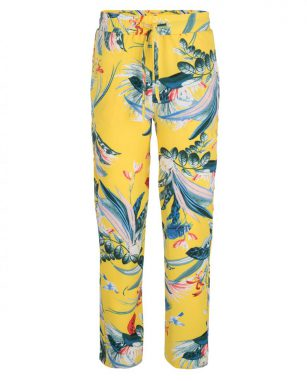 Indian Blue Jeans flower pants