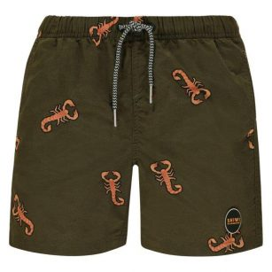 Shiwi swim short scorpion