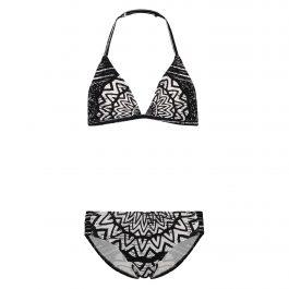 Triangle bikini tahiti mix