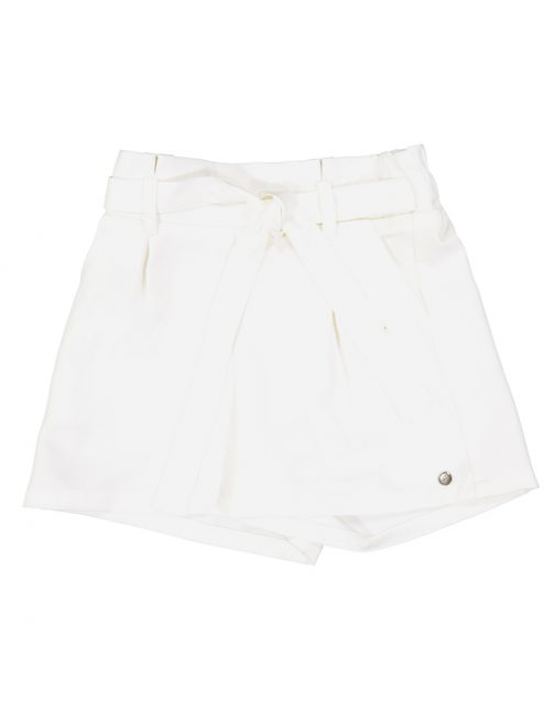 FL19311 Kaja Short 02 Off White Front