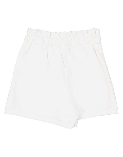 Fl19311 Kaja Short 02 Off White Back