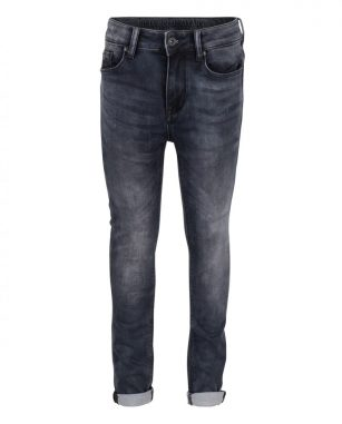 Indian Blue Black Ryan skinny jog fit