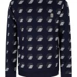 Indian Blue Crewneck India navy