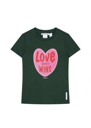 Nik en Nik Love Wins T-shirt