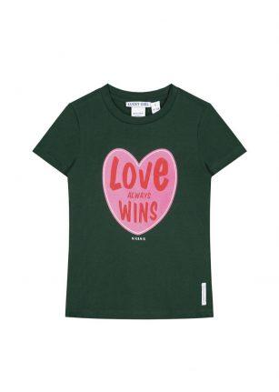 Nik en Nik Love Wins T-shirt