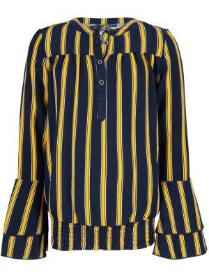 India Blue Flare shirt