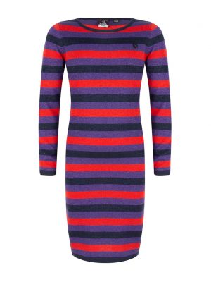 Indian Blue Knitwear LS dress