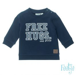 Feetje sweater free hugs
