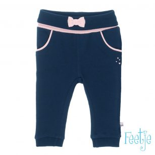 feetje broek love you navy