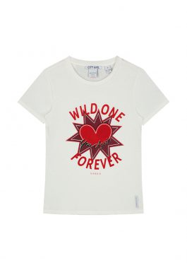 Nik en Nik Wild one t-shirt