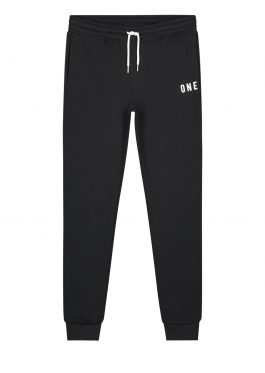 Nik & Nik one sweat pants zwart