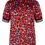 Indian Blue Panter shirt