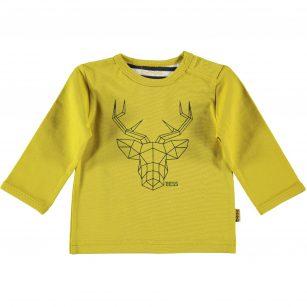 Bess shirt deer ocre