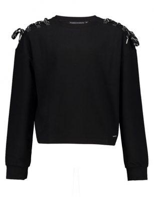 Frankie & Liberty Lori sweater zwart