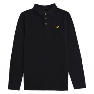 Lyle & Scott classic polo black