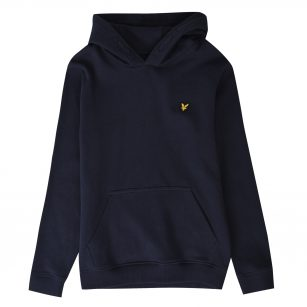 Lyle & Scott classic oth hoody fleece navy blazer