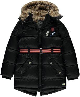 Quapi jacket Tori dark grey