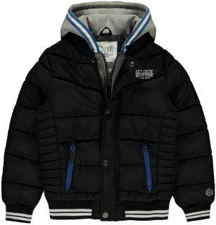 Quapi jacket Tibo dark grey