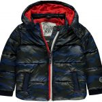 Quapi jacket Vero dark blue camou