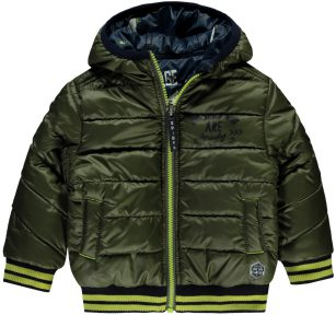 Quapi jacket Vinno dark green