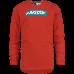 Raizzed sweater Jakarta flame red