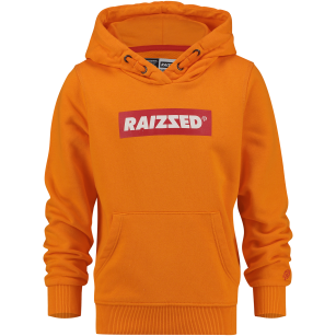 Raizzed hoodie New York bright orange