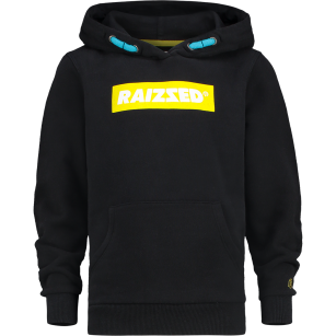 Raizzed hoodie New York deep black