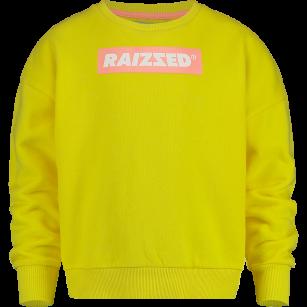 Raizzed sweater Nairobi bright yellow