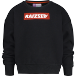 Raizzed sweater Nairobi deep black