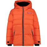 Raizzed jacket Chicago bright orange