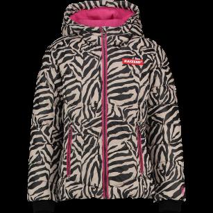 Raizzed jacket Atlanta zebra AOP
