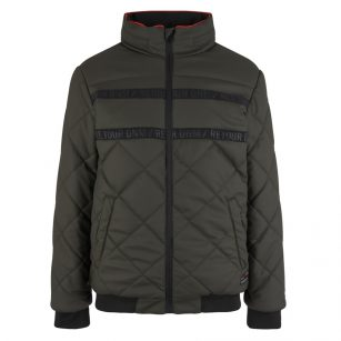 Retour jacket Duke dark army