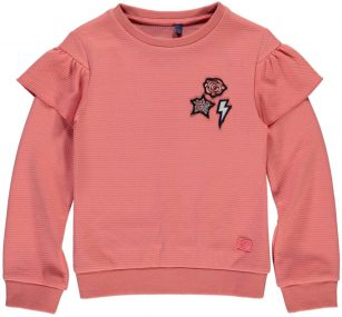 Quapi sweater Tatum peache