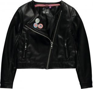 Quapi jacket Tayla dark grey