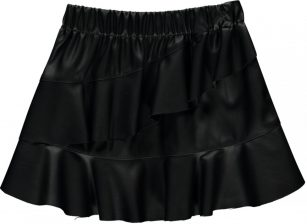 Quapi skirt Teeske dark grey