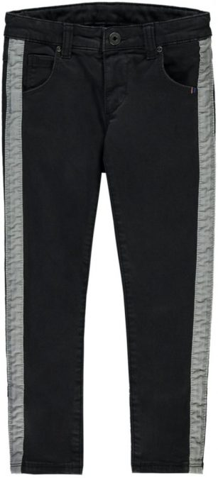 Quapi pants Teodora dark grey