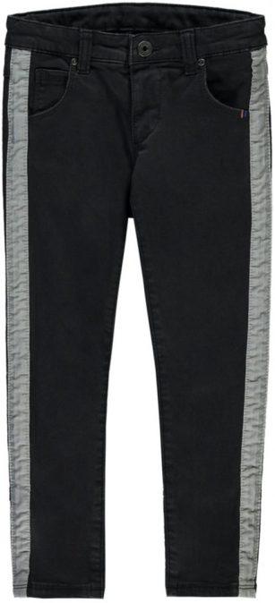 Quapi pants Teodora dark grey