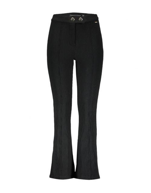 FL19831-Leah Flare Pant-Front