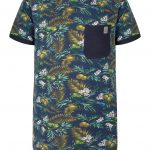 Indian Blue t-shirt ss hawai