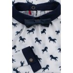 looxs blouse met strik
