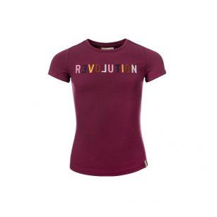 Looxs t-shirt revolution plum